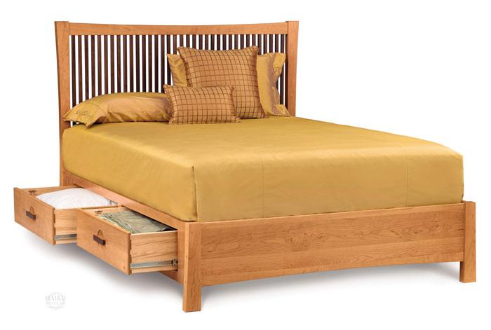 Slumber Platform Storage Bed by Haiku Designs
