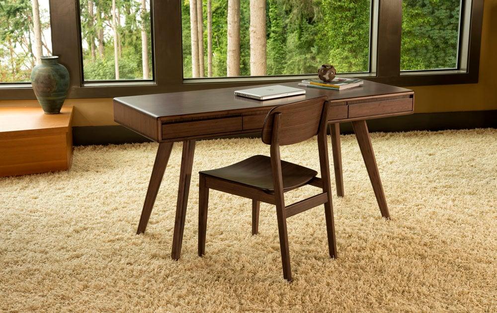 Tentai Bamboo Writing Desk from Haiku Designs