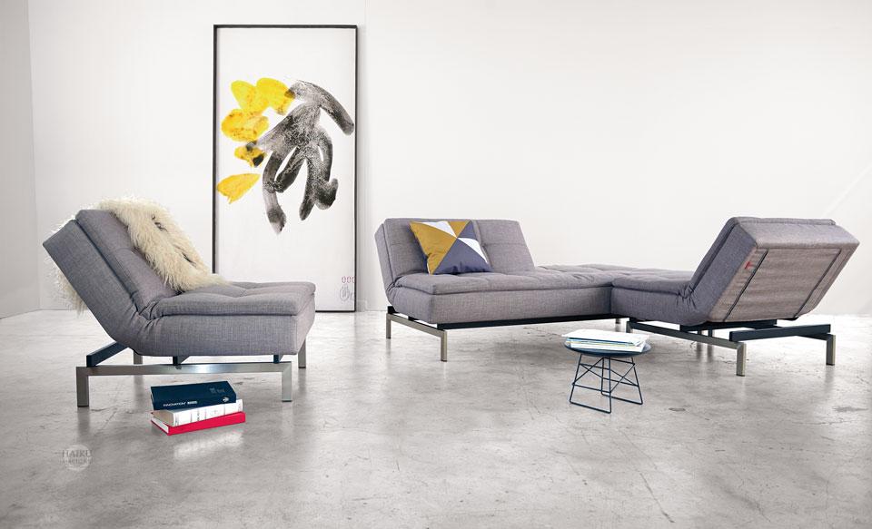 Vogue Sleeper Sofa and Sleeper Chair from Haiku Designs