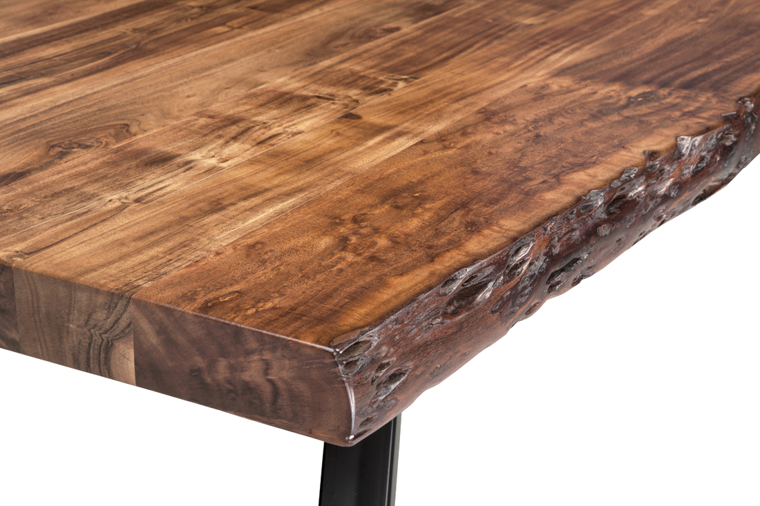 Mokuzai Acacia Live Edge Table