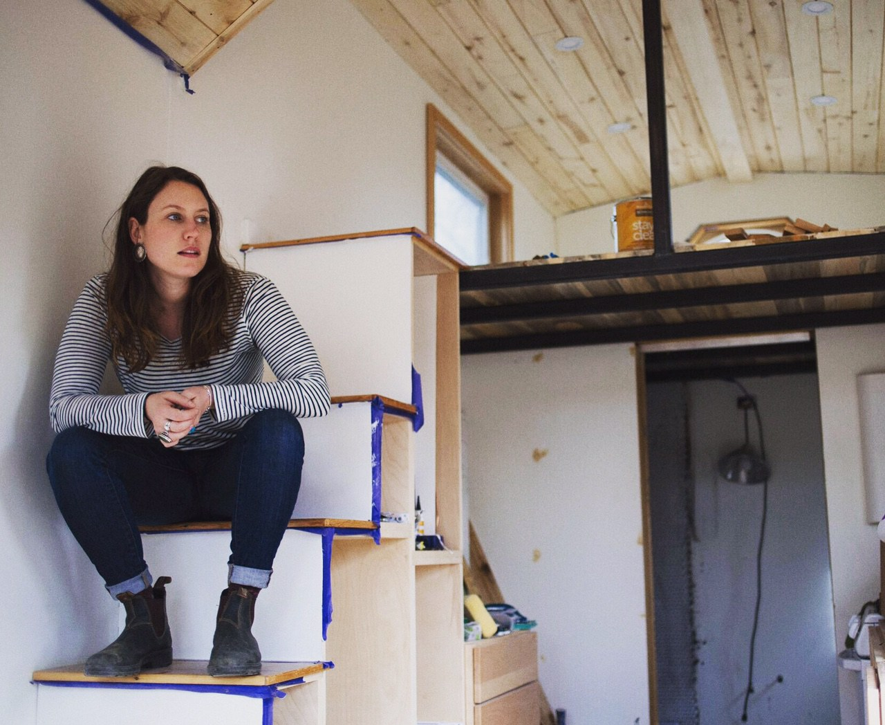Isabelle Nagel-Brice, Queen of Tiny Houses