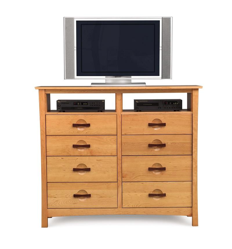 Slumber 8 Drawer Dresser and TV Organizer