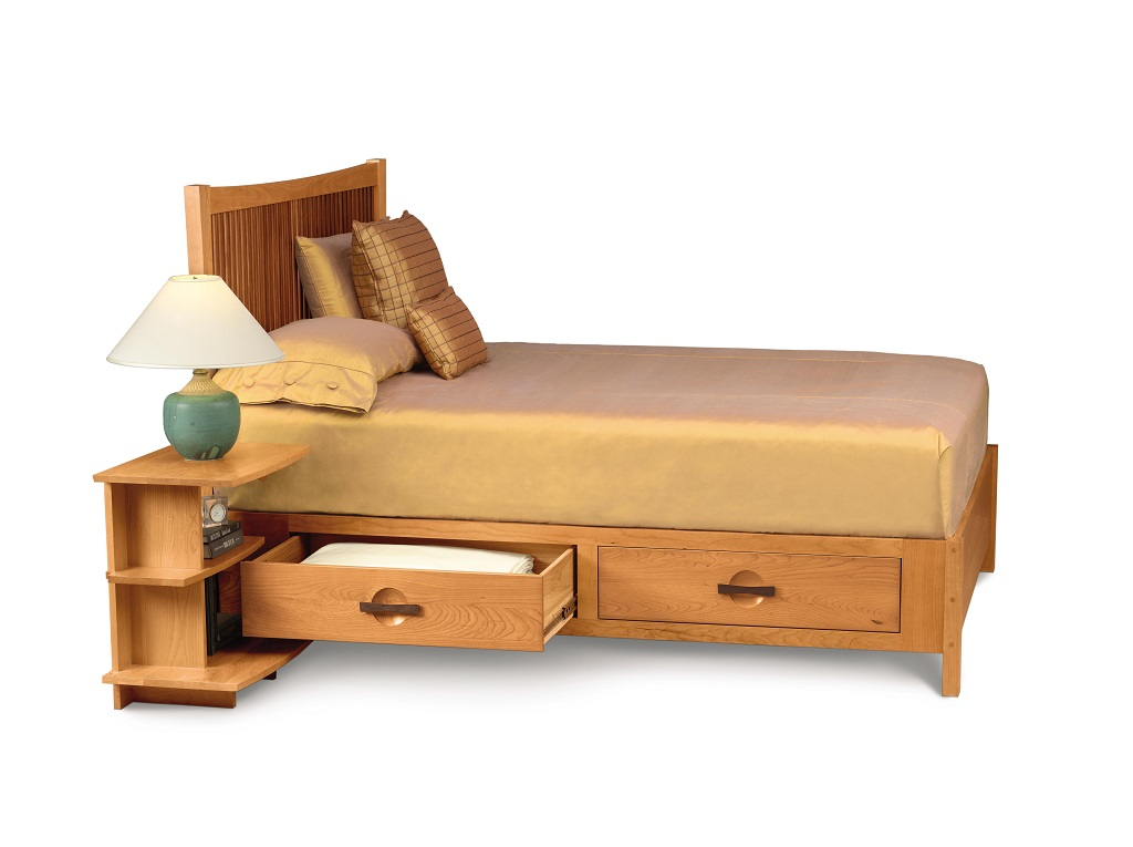 Slumber Storage Bed Nightstand