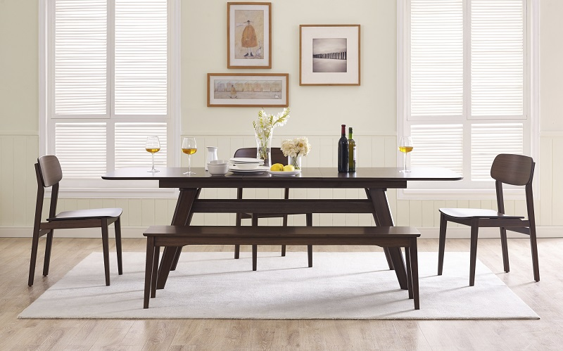 Tentai Bamboo Dining Room Table