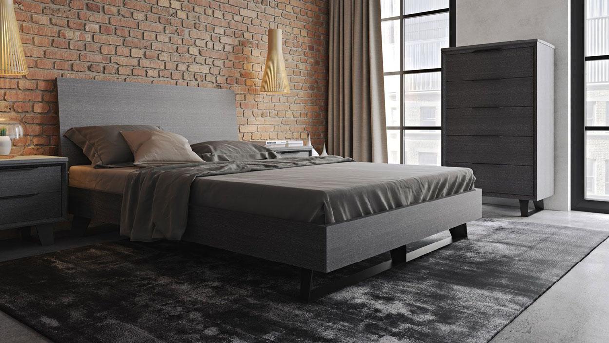 The Amsterdam Platform Bed Haiku Designs