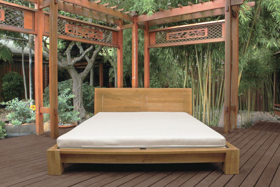 Or Guest Rooms For People Who Reciate The Comfortable Feel Of Latex But Don T Want A Larger Style Mattress Our Shiki Organic Futon Is