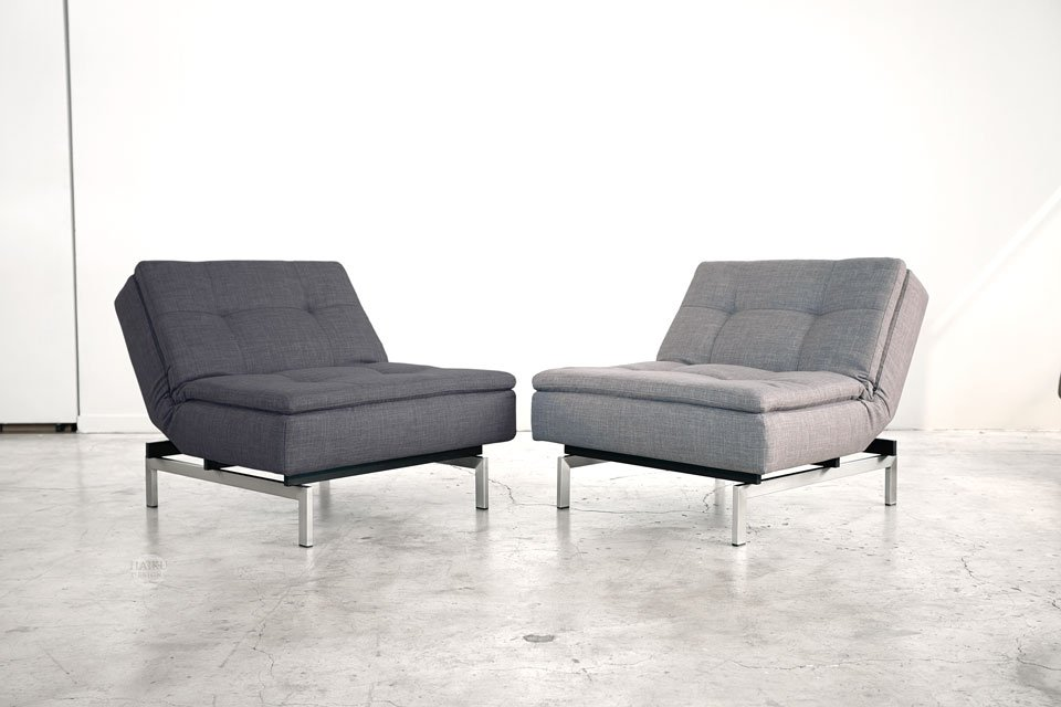 Vogue Convertible Sleeper Lounge Chairs